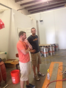 Learning the brewing process